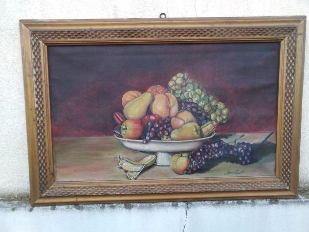 Dipinto degli anni Quaranta. Del Novecento