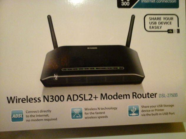 MODEM WIRELESS D-LINK