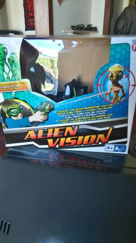 Alien Vision come nuovo