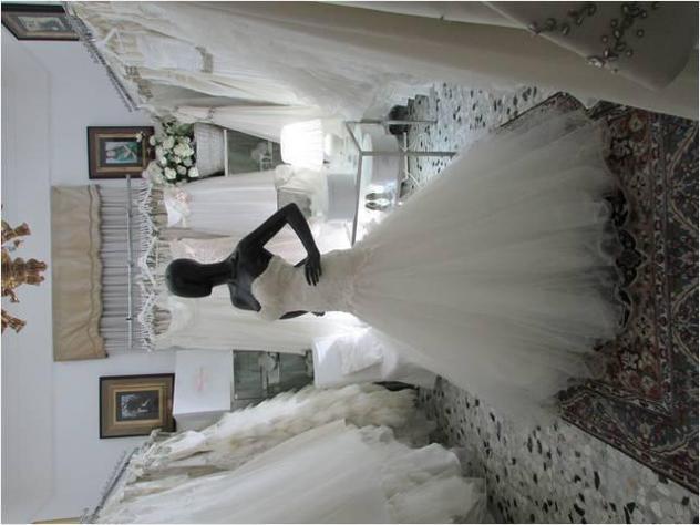Noleggio abiti da sposa