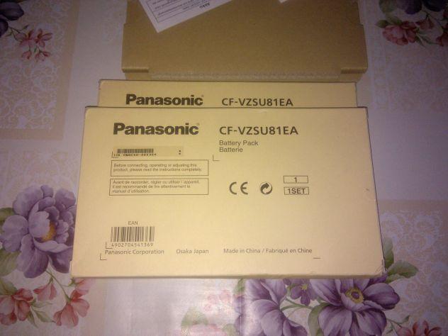 Batterie Originali Nuove Panasonic per CF-AX2 e CF-AX3