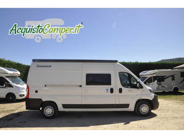 CHAUSSON Van V 594
