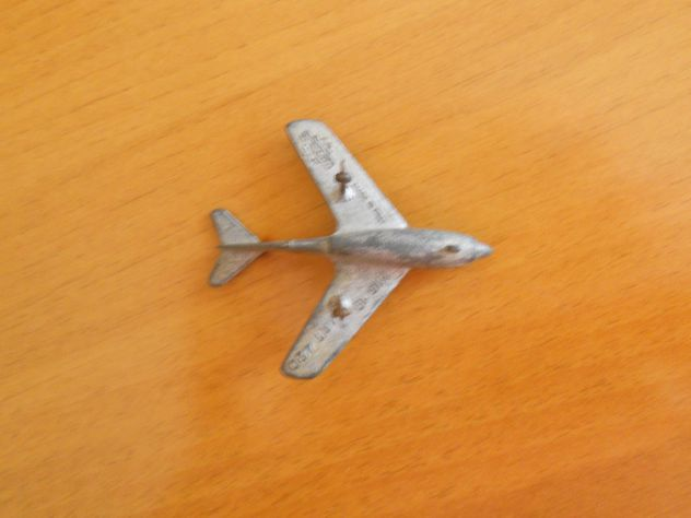 Modellino  aereo in metallo - Foto 3