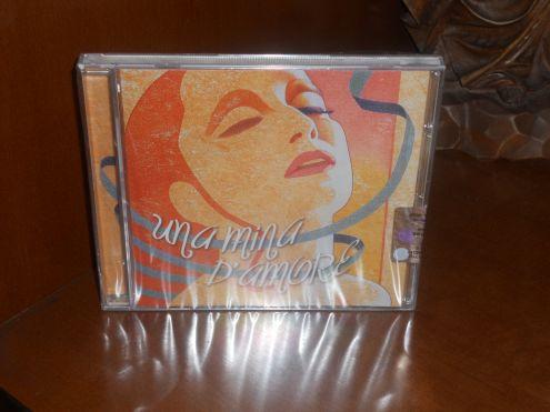 CD MINA -UNA MINA D 'AMORE
