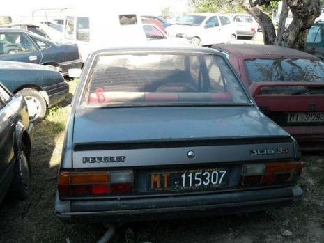 Peugeot 305 - Foto 2