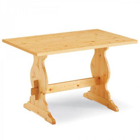 Arredi pizzerie pub: Tavoli in legno 110x70x3 prezzi fabbrica