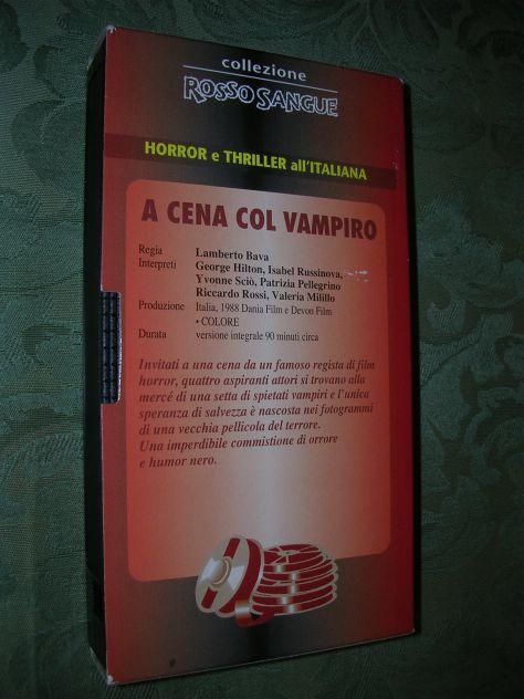 A CENA COL VAMPIRO - Foto 3