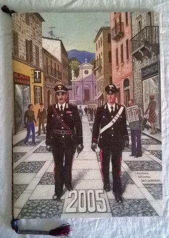 ( G&B ) Calendari: Arma dei Carabinieri 2005
