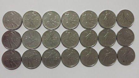 MONETE - DA ( 50 - LIRE )