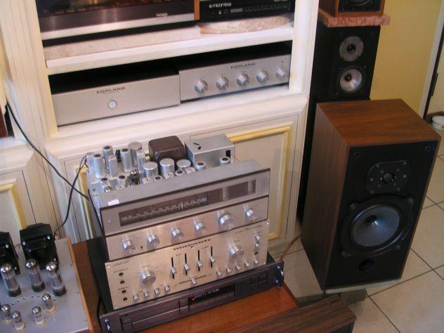 Materiale Audio Hifi Vintage, Amplificatori,Diffusori,Giradischi,Deck