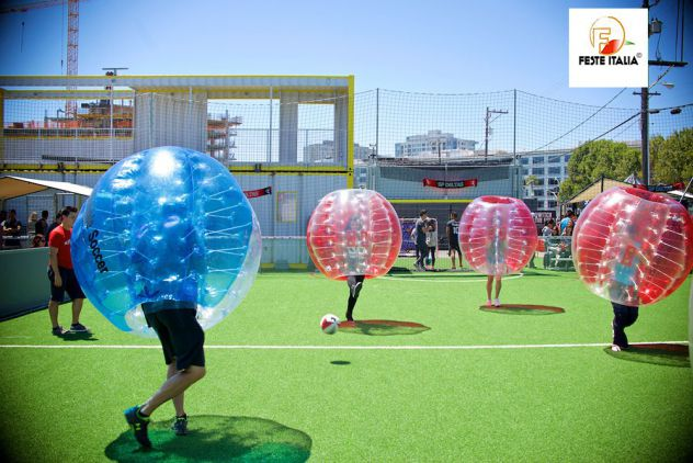 affitto noleggio bubble football o bubble soccer  frosinone - Foto 3