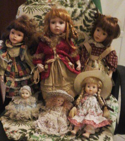 bambole da collezione - Foto 5