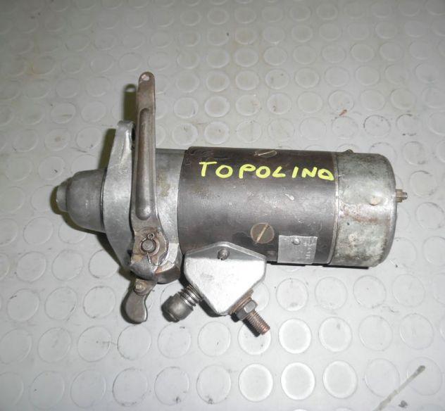 Motorino avviamento x Fiat Topolino C