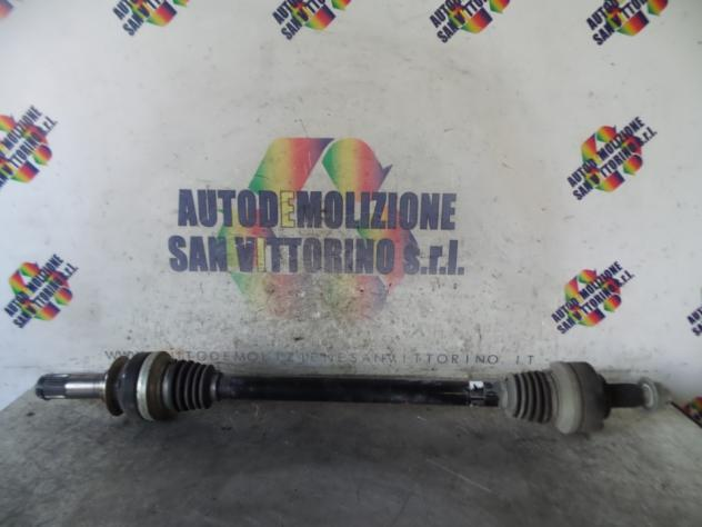 SEMIALBERO POST. COMPL. SX. ALFA ROMEO STELVIO (6V) (01/17)