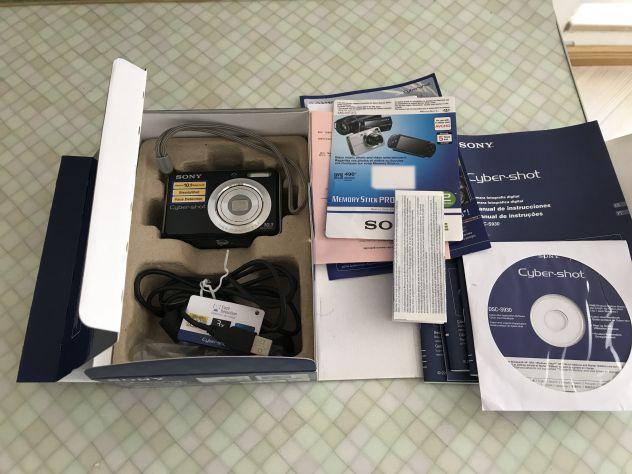 Fotocamera Digitale Cyber Shot Sony DSC-S930 - Foto 3