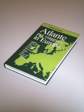 ATLANTE PER VIAGGIARE IN EUROPA - NUOVO - Foto 2