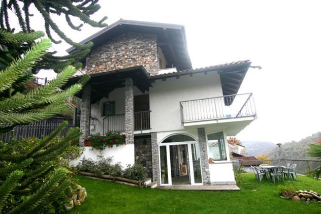 villa bifamiliare Sovazza di Armeno mq 140 Euro 290.000 - Foto 2