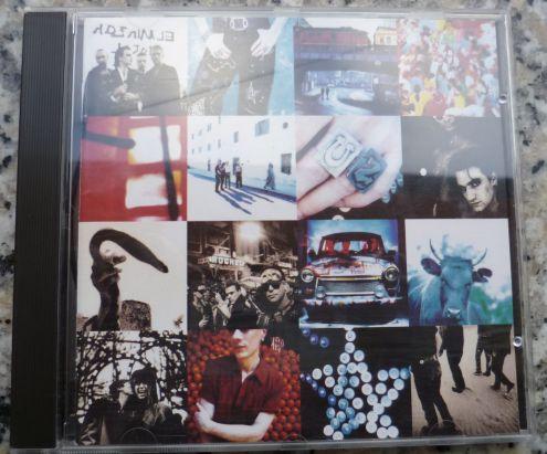 U2 - Achtung Baby Cd originale