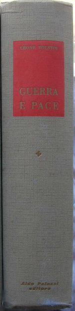 LEONE TOLSTOI GUERRA E PACE Traduzione dall'originale russo di Enrichetta C … - Foto 2