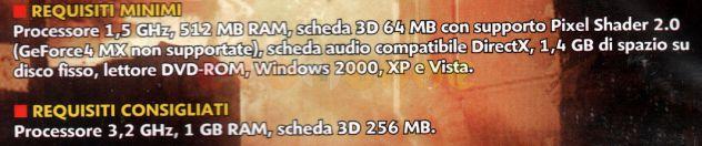 1 COPERTINA PARI A NUOVA,INTROVABILE SOLO COPERTINA,ORIGINALE,DEL GIOCO PC& … - Foto 6
