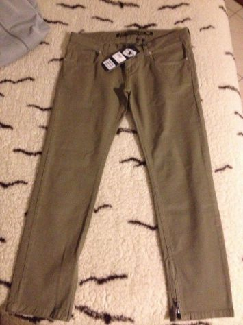 Pantaloni con cartellino donna nuovi
