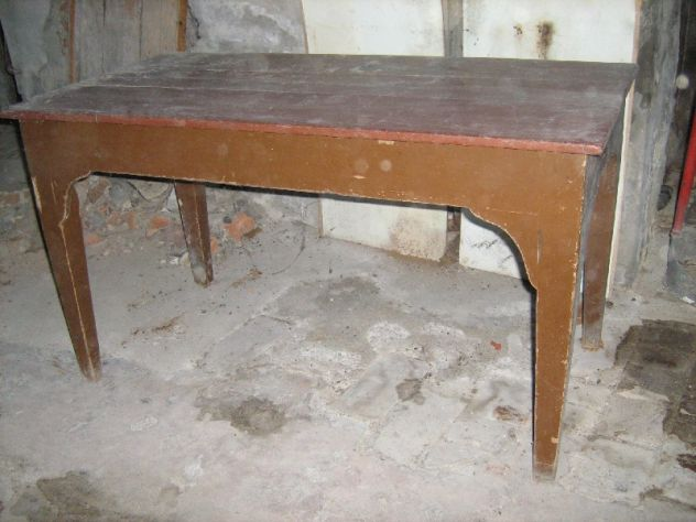 Antico tavolo primi '900