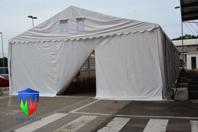 Tendoni 8 x 12 x 3,6 mt. Emergenza Covid19 per Mense, Ristoranti, Chioschi, Bar - Foto 7