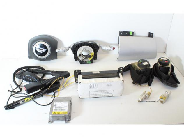 0285001430 KIT AIRBAG COMPLETO   MINI COOPER / ONE (R50) 1.6B MAN 5M KW85 - …