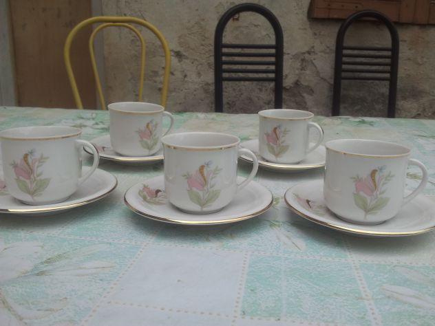 R108-  SEVIZIO CAFFE' BAREUTHER BAVARIA