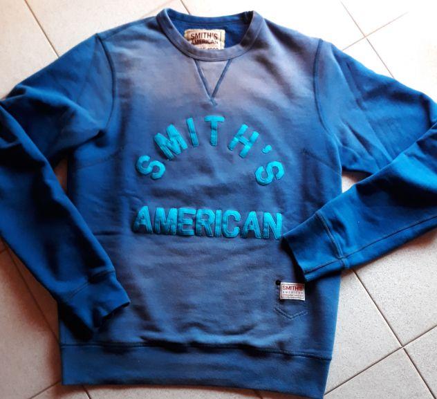 Smith's american felpa blu