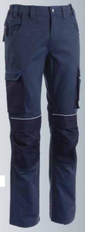Pantaloni da Lavoro multitasche Elasticizzati (stretch) - Foto 4
