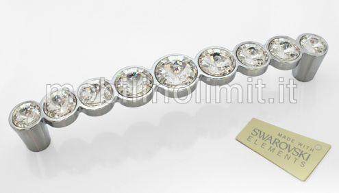 Maniglie per mobili con Swarovski in vendita online - Foto 2