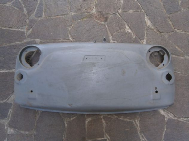 """Calandra anteriore fiat 500r completa """"NUOVA"""" Front panel Fiat 50 …"""