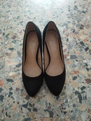 cheap for discount d089f 64b1f Decollete scarpe donna usate una volta