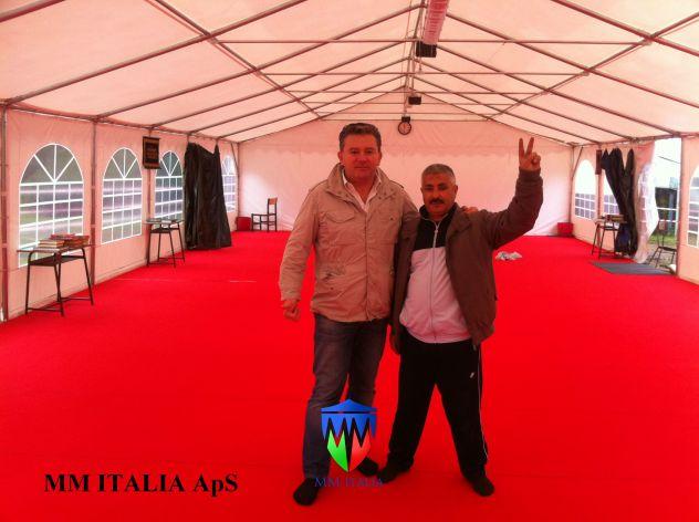 Tendoni per Feste Coperture Professionali Tende MM Italia