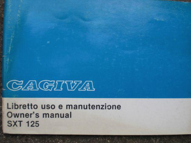 Cagiva manuali uso e manutenzione - Foto 5