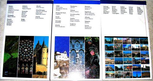 REGIONI E METE in EUROPA Vol I e Vol II + GRANDI CITTA' d'EUROPA - Foto 2