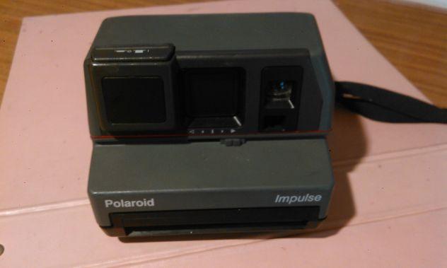 Polaroid inpulse anni 70