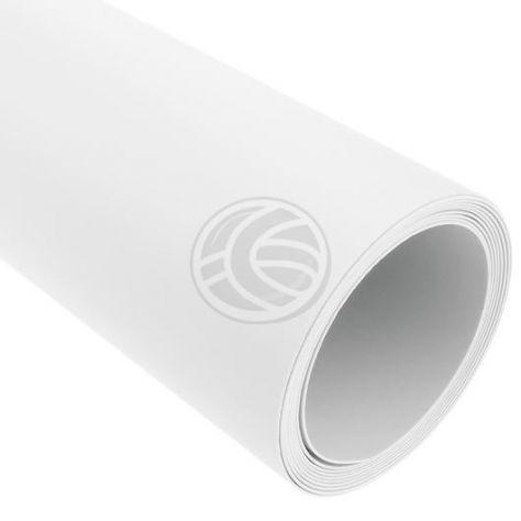 Telo PVC bianco 68x130cm per tavolo still life - Foto 2