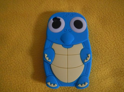 iPhone 4 4S cover in silicone - Foto 2