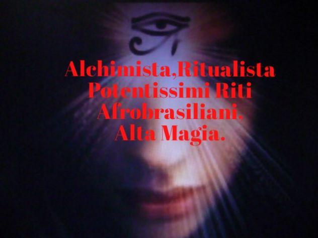 Rituali di MAGIA AFROBRASILIANA, ROSSA E BIANCA. Tel.380.1552093 - Foto 4