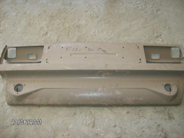 Rivestimento posteriore Fiat 131 racing supermirafiori Rear panel Fiat 131 Racin
