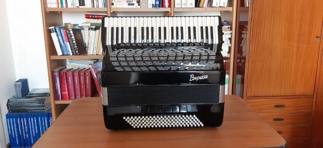 Fisarmonica Bompezzo Modello Bayan 868/P, Choral a Bassi sciolti