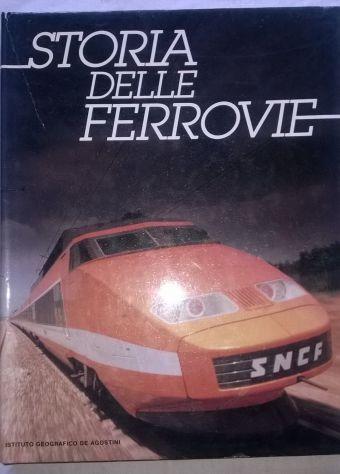 ( G&B ) Libri: Storia delle Ferrovie ed. 1983