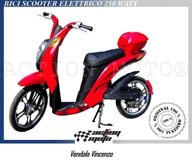 E Bike Bici Elettrica E Scooter Elettrico