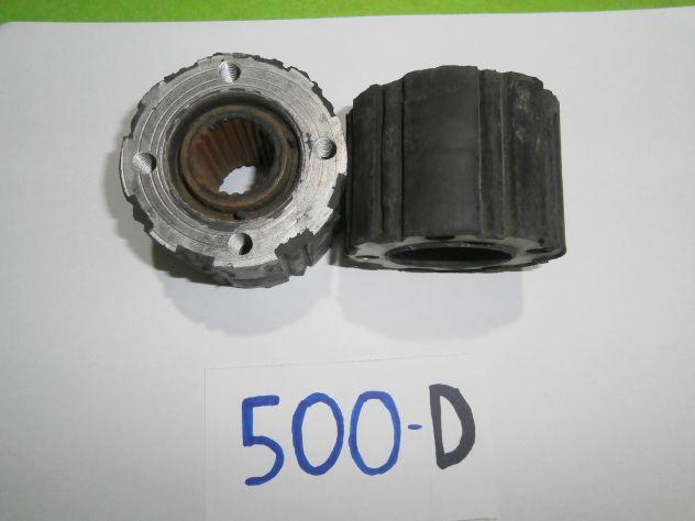 "Giunti elastici semiasse Fiat 500d Millerighe ""NUOVI""  Elastic Jo … - Foto 8"