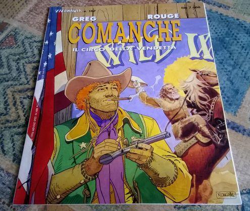 Comanche - Il Circo della vendetta
