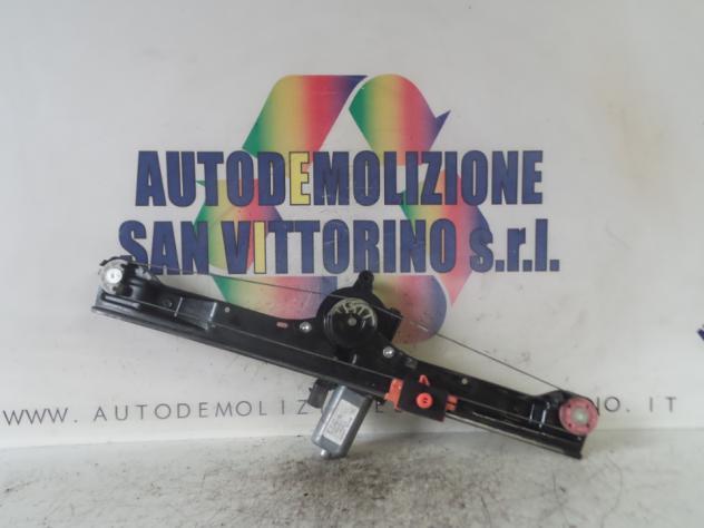 ALZACRISTALLO ELETTR. PORTA ANT. C/MOTORINO DX. FIAT GRANDE PUNTO (2Y) (06/ …
