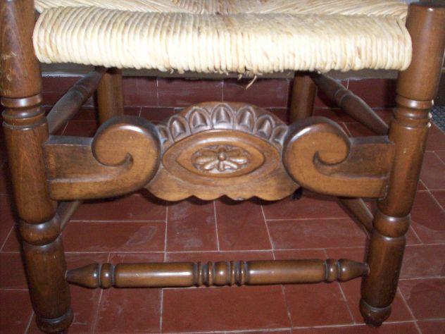 sedia poltrona spagnola - Foto 2