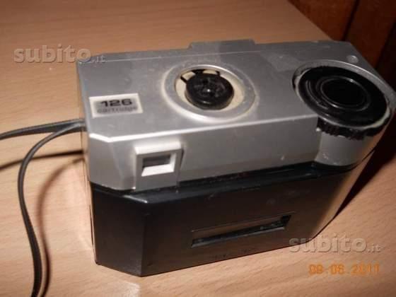 Macchina fotografica MUPI F6 anni 70 - Foto 3